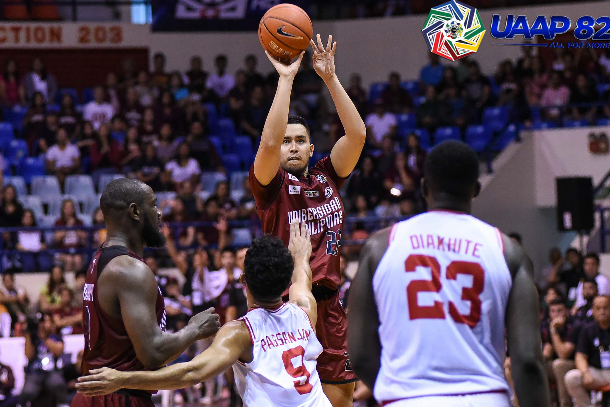 UP survives gritty UE to notch third straight victory