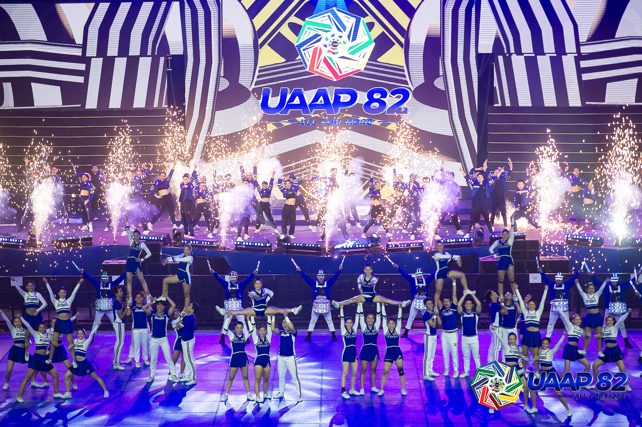 UAAP Season 82 opens with 'All For More' theme
