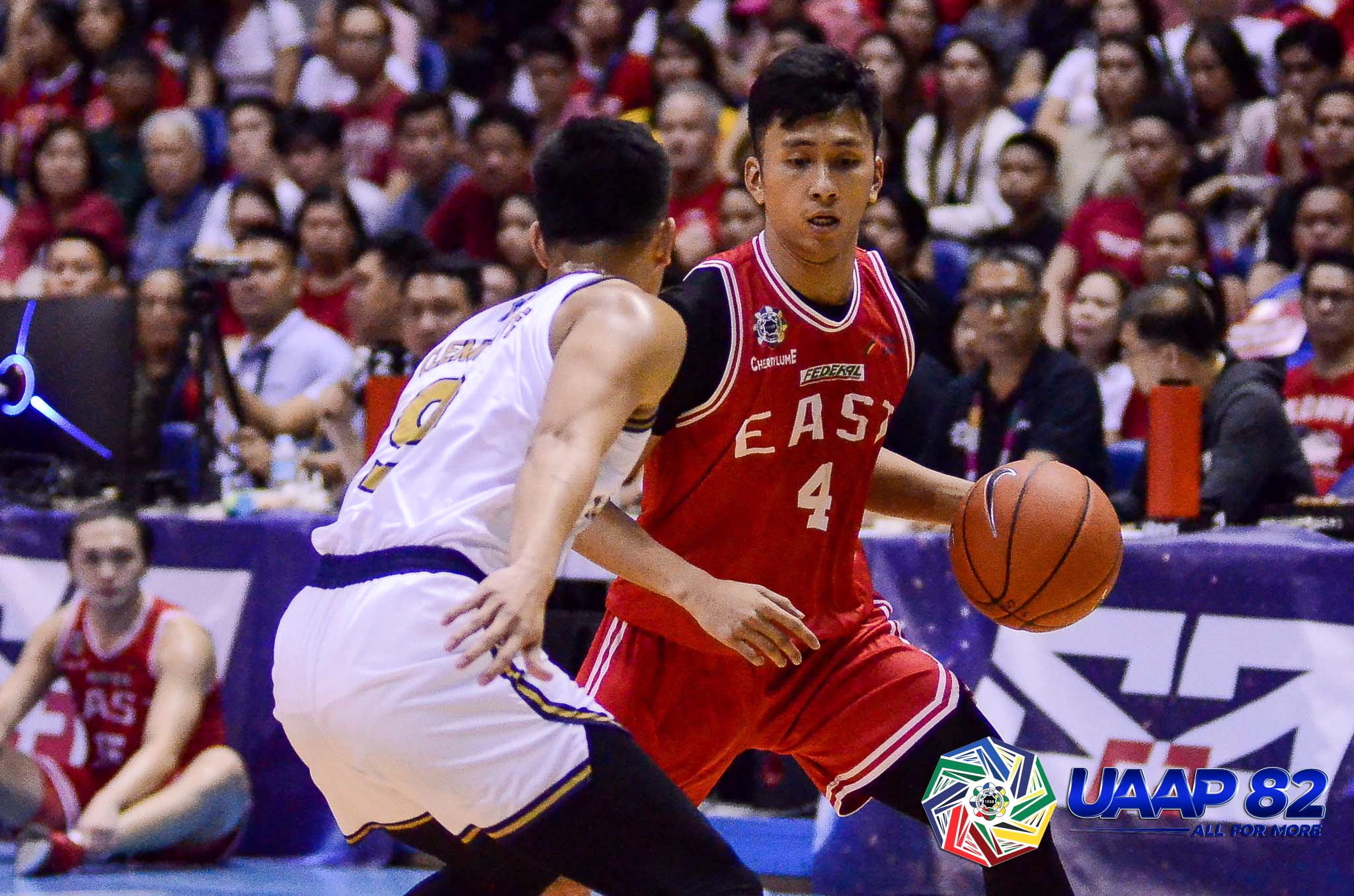 Red Warriors outlast Bulldogs for second win