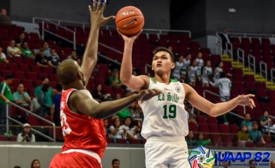 La Salle exacts revenge on UE, tightens Final 4 bid