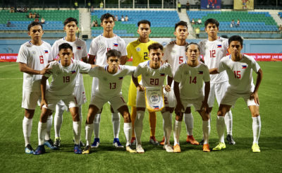 U22 Azkals open COPA campaign with 1-0 win over GAU