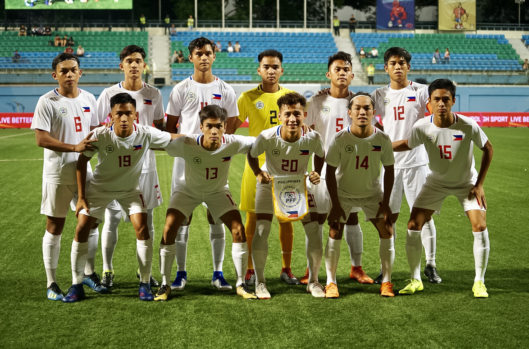 Dan Palami envisions a long-term program for the Azkals