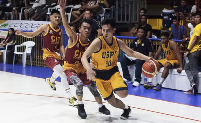 USC outlasts USPF in fight-marred game, posts 6th win