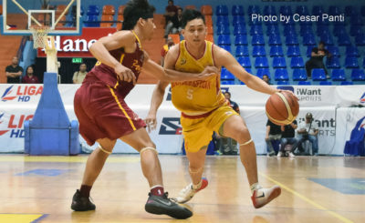 Bulanadi unloads 44 as Stags rout Altas to clinch last semis spot