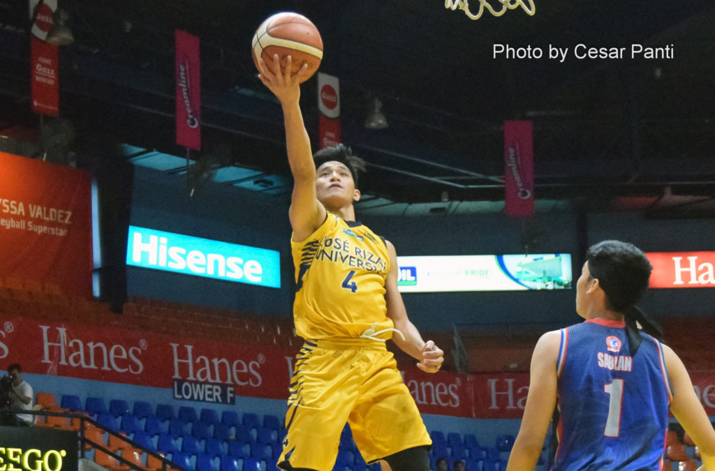 JRU closes NCAA campaign with win over Arellano