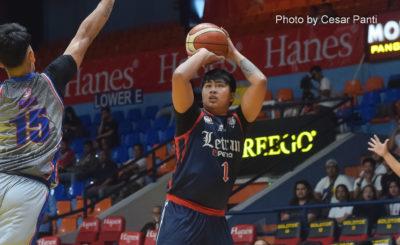 Letran overpowers Arellano, strengthens Final 4 bid