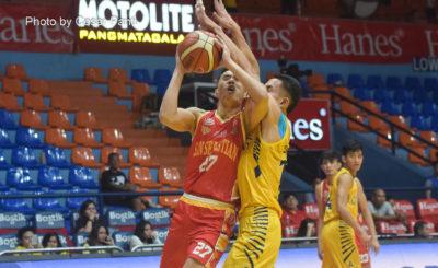 San Sebastian survives JRU, snaps losing skid