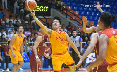 Mapua stuns Perpetual to keep semis hopes alive
