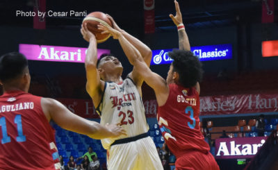 Letran solidifies hold of third spot, rolls past EAC anew