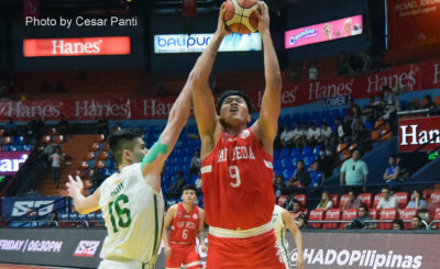 San Beda wins 17th straight, sends Benilde to brink of elimination