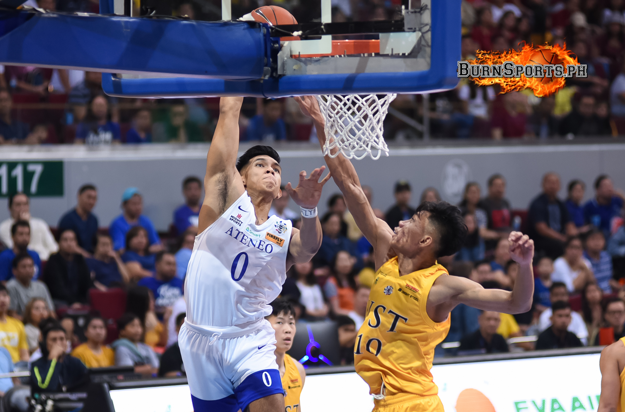 Ateneo downs UST anew, keeps unbeaten slate