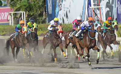 Shining Courage, Sande take wins in 7th NPC-Philracom Benefit race
