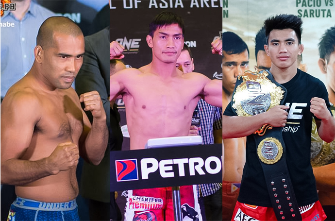 Folayang, Pacio-Catalan headline ONE's return to Manila in November
