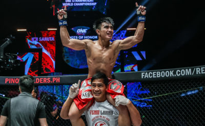 Joshua Pacio aims to retain ONE title against Catalan
