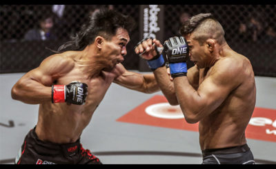 Belingon on fighting Fernandes: I want to end the losing streak of Team Lakay