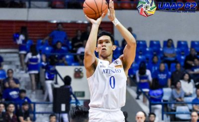 Ateneo nears elims sweep, crushes NU
