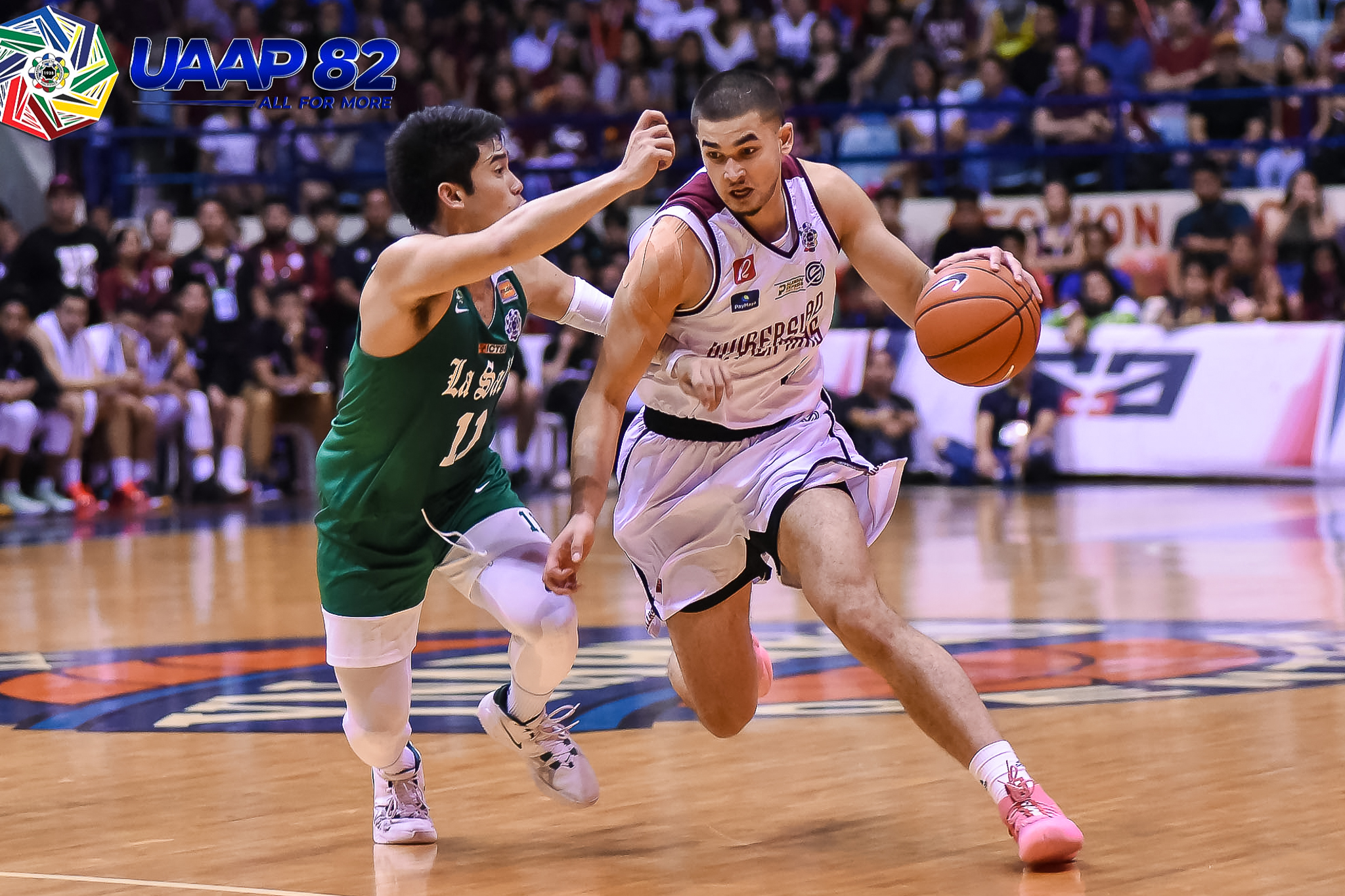 UP finishes off La Salle, secures twice-to-beat advantage