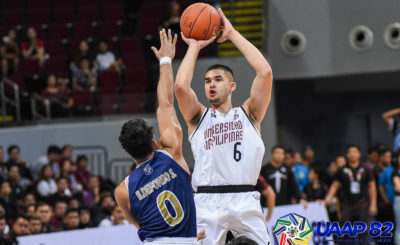 UP fends off NU, clinches Final Four playoff