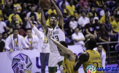 La Salle weathers UST's late run to keep Final 4 hopes alive