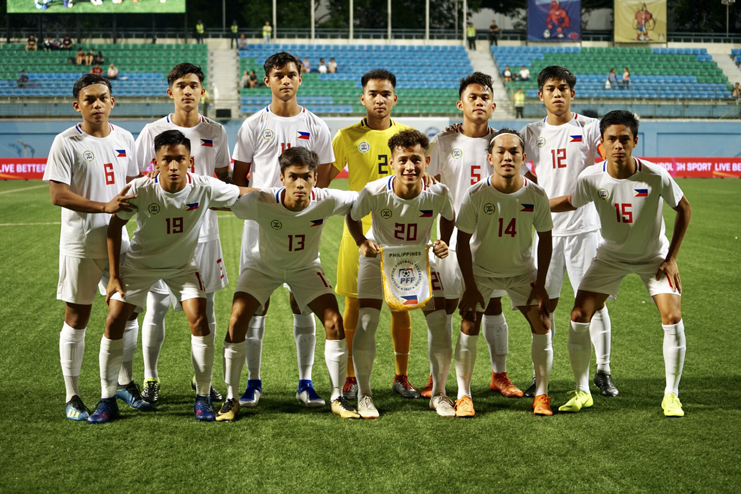 Young Azkals thankful for Copa appearance ahead of SEAG tourney