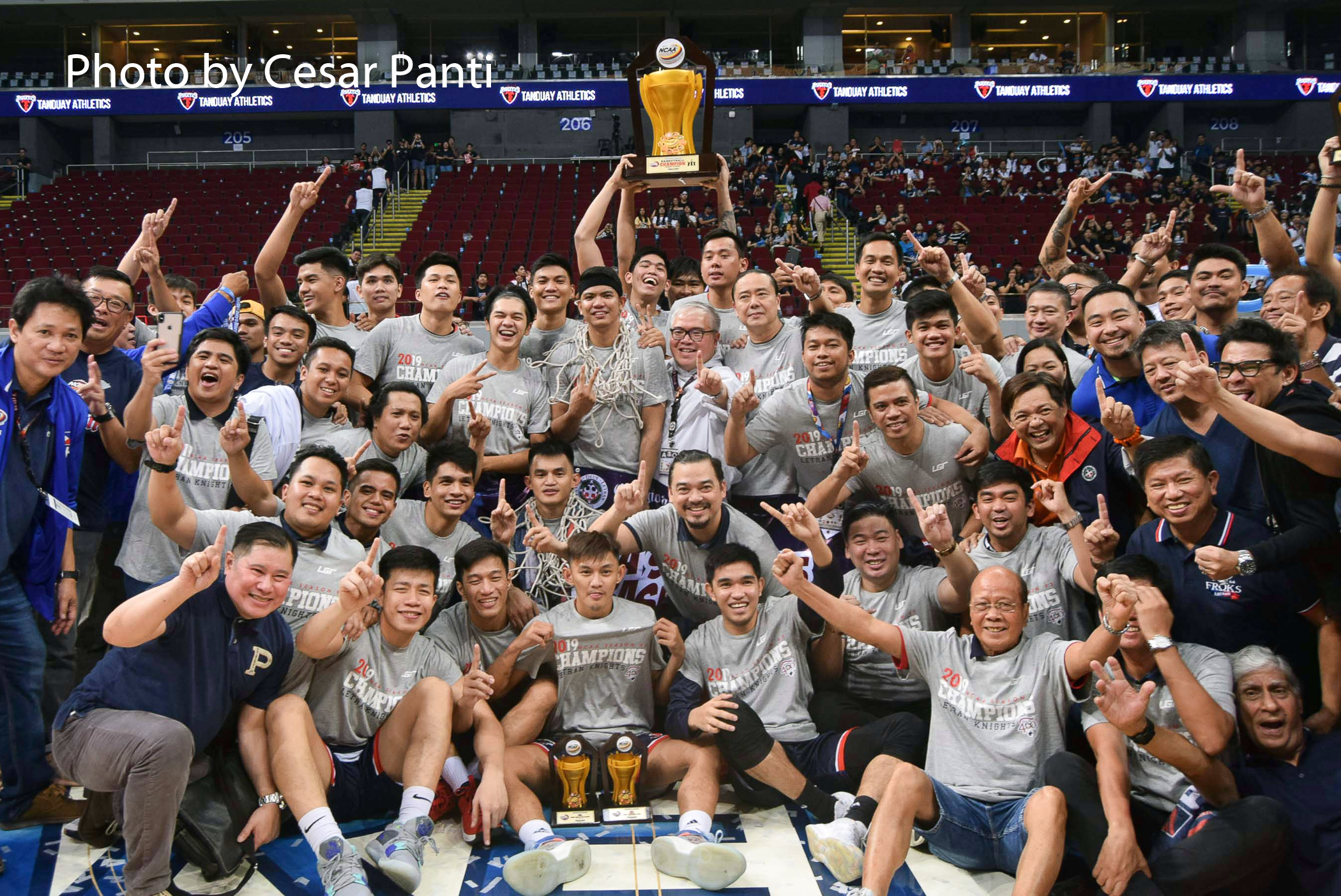 Letran dethrones San Beda in thrilling finish, reclaims NCAA title