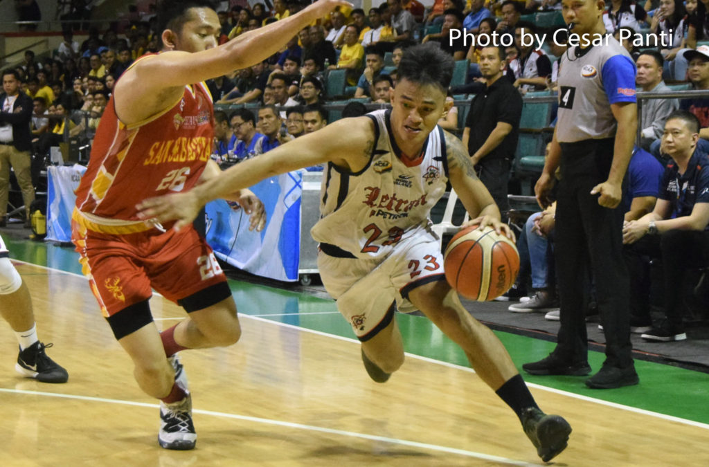 Letran eliminates Baste, moves on to stepladder semis