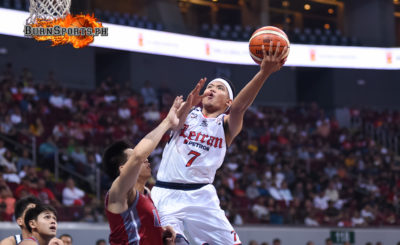 Balanza prefers titles with Letran over invidividual awards