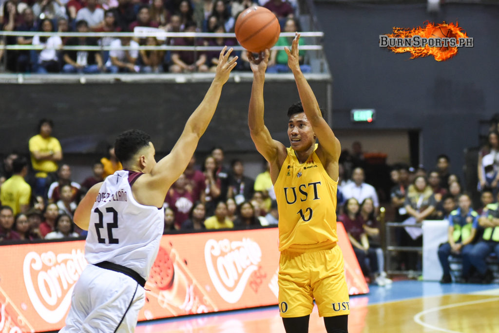 UST outplays UP anew, forces do-or-die game