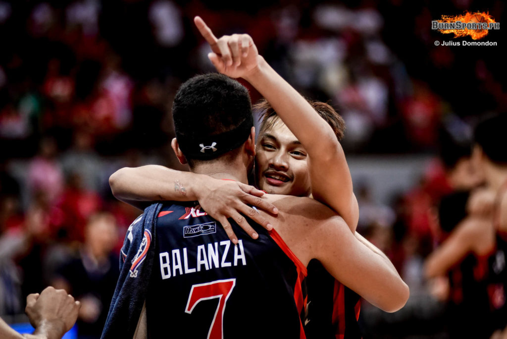 Letran draws first blood, moves closer to NCAA title