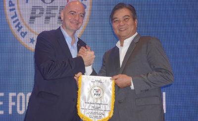 PFF president Araneta bares promising plans for 2020