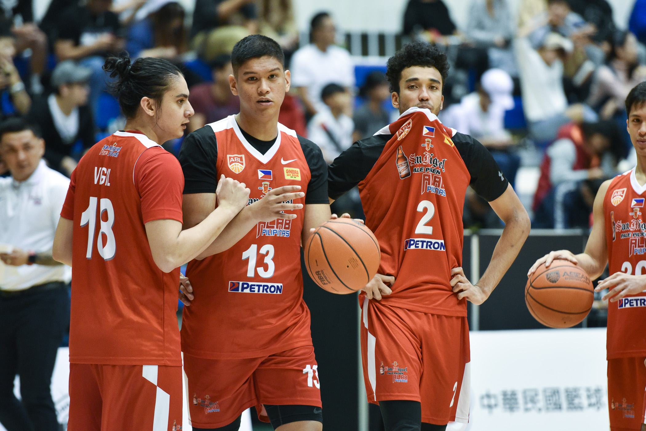 Alab Pilipinas suffers blowout loss at home to the Mono