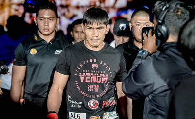 Eduard Folayang vows to beat dangerous Pieter Buist