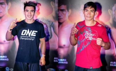 Pacio, Folayang headline ONE Championship card in Manila