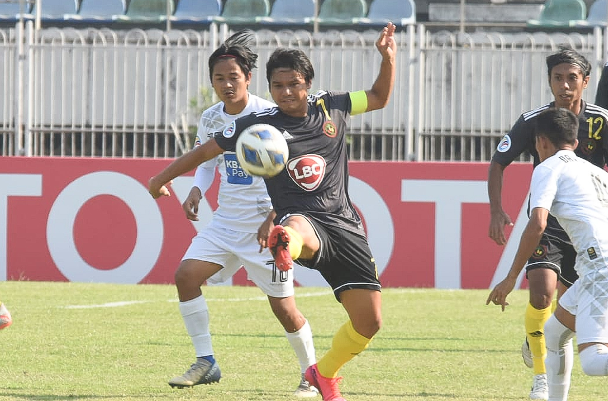 Bedic, Giganto lead Kaya-Iloilo past Shan in AFC Cup