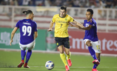 Ceres-Negros mauls Svay Rieng to open AFC Cup campaign