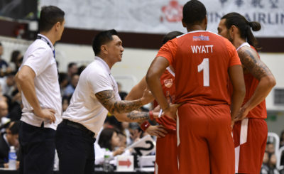 Jimmy Alapag wants to see more consistency from Alab