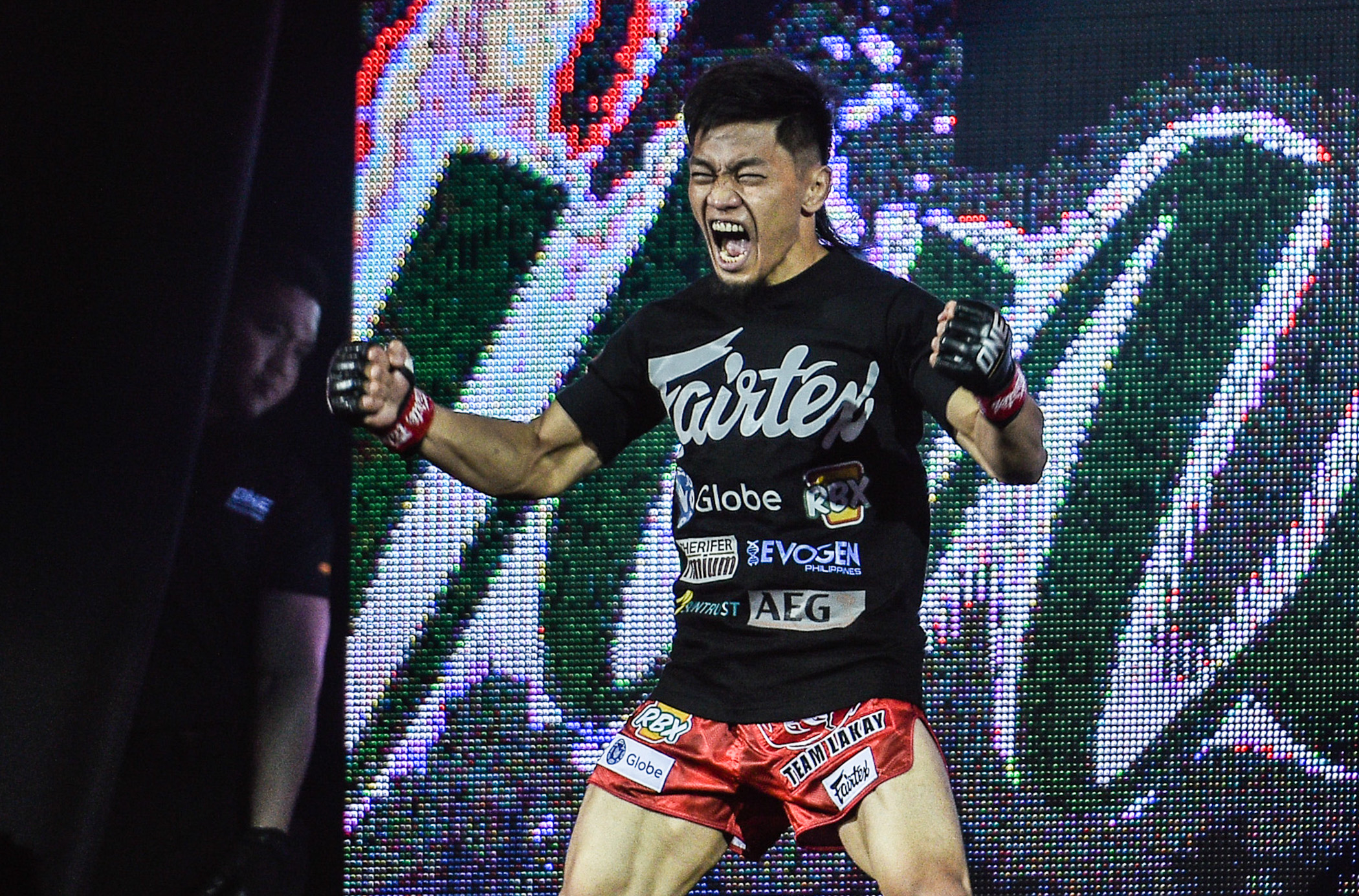 Adiwang targets ex-champ Naito: I'm ready for the big fights