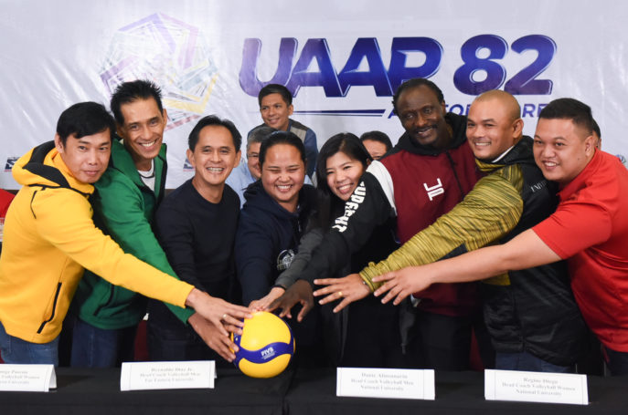 UAAP Volleyball unveils video challenge system for Season 82