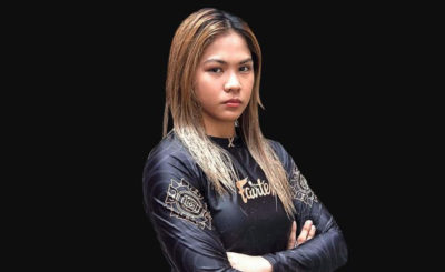 Denice Zamboanga targets title fight with Angela Lee