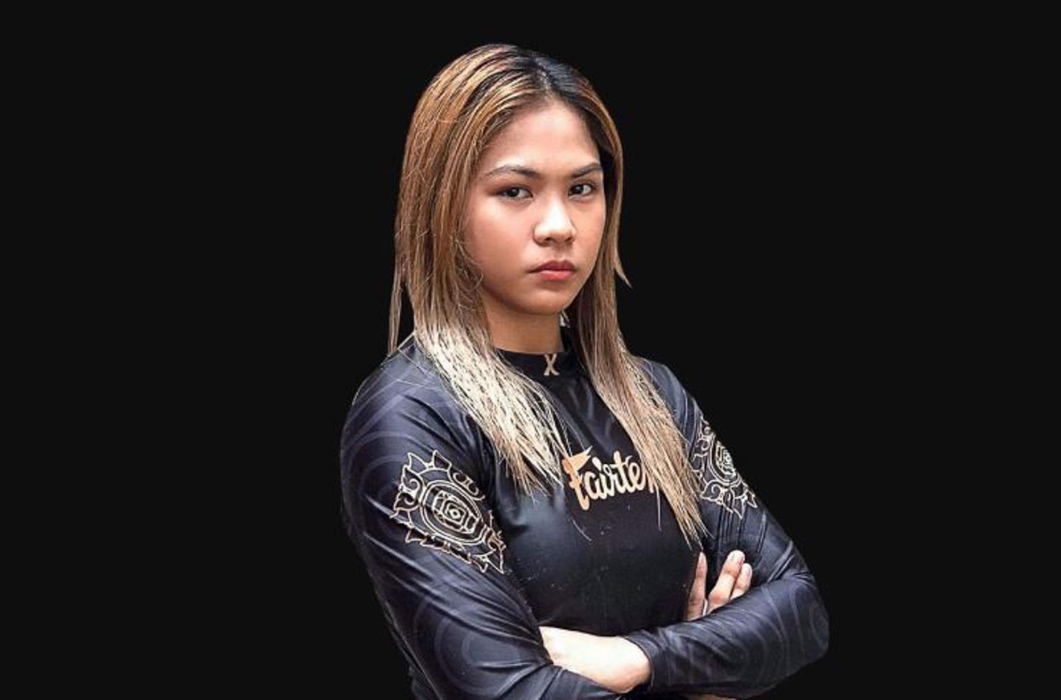Denice Zamboanga targets title fight with Angela Lee