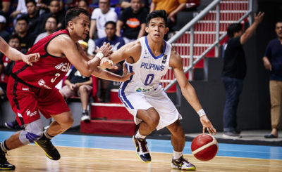 Gilas Pilipinas routs Indonesia to open FIBA Asia Cup
