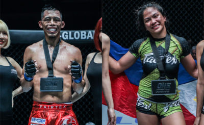 Banario, Zamboanga score big wins at ONE Singapore