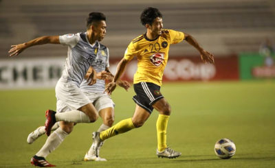 Kaya-Iloilo, Tampines Rovers settle for goalless draw