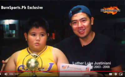 Former USJ-R star Luther Justiniani reminisces playing career