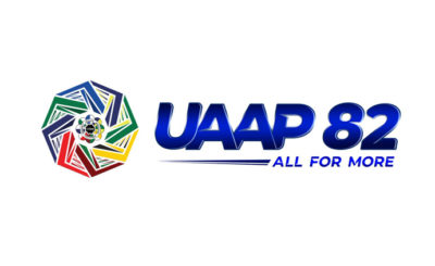 SCHEDULE: UAAP Season 82 Football First Round