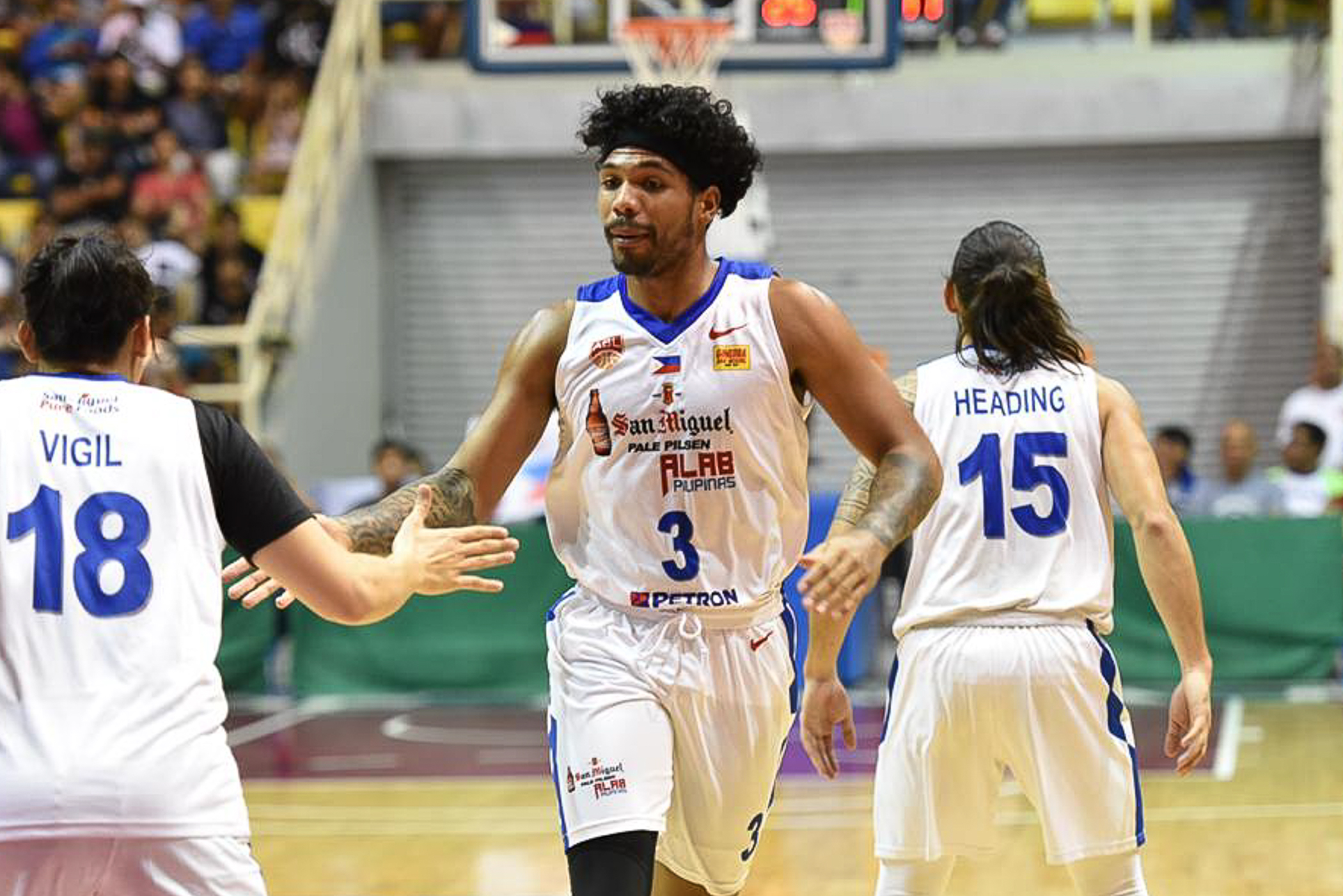 Domingo's breakout game a bright spot for Brownlee-less Alab