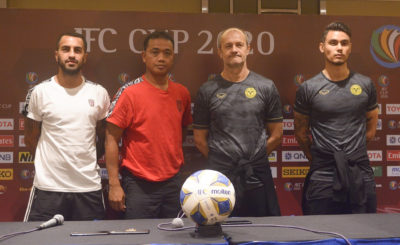 Ceres-Negros plays host to Bali behind closed doors