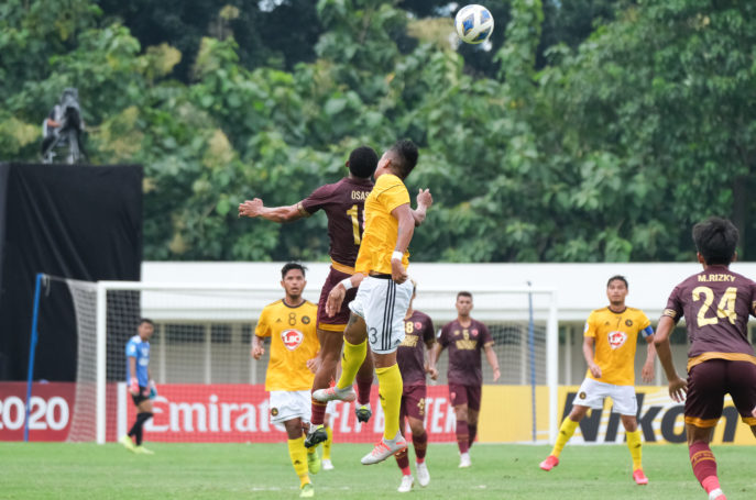 Kaya-Ilolo settles for draw vs PSM Makassar