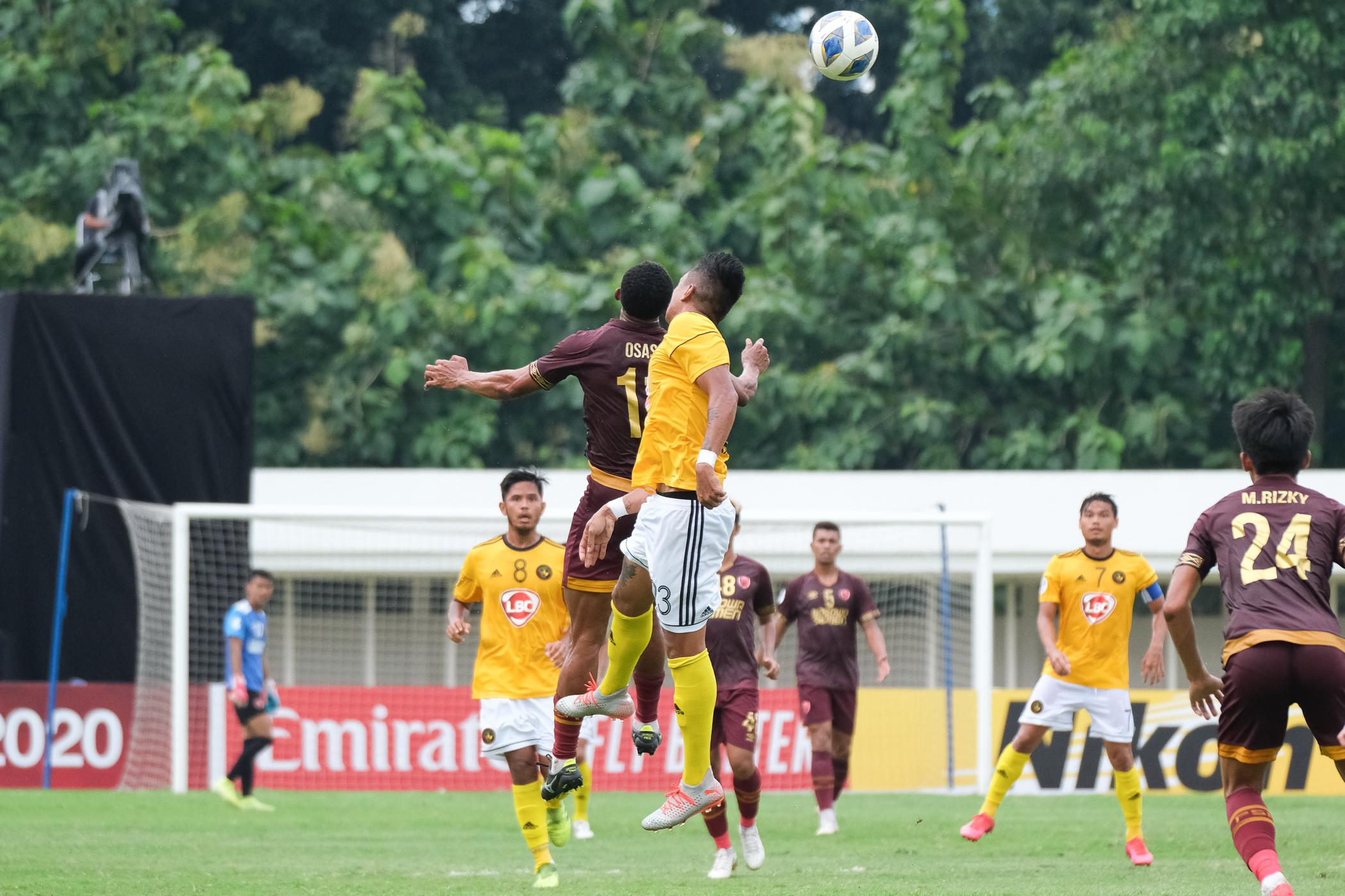 Kaya-Ilolo settles for draw vs PSM Makassar