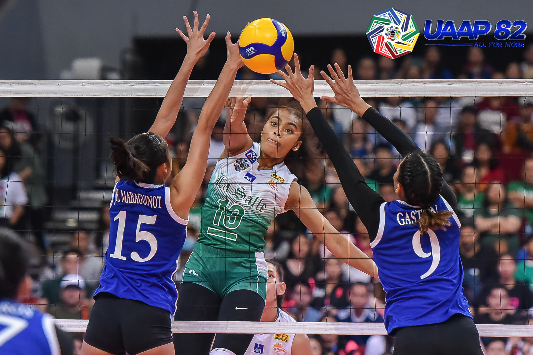 La Salle reasserts mastery over Ateneo in season debut